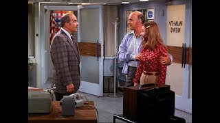 Mary Tyler Moore (S04E13) I Gave at the Office