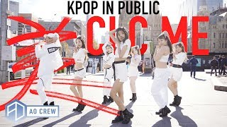 KPOP IN PUBLIC CLC (씨엘씨) 'ME (美)' Dance Cover [AO CREW - Australia] ONE SHOT