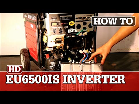 Honda EU6500is Generator | Inverter Replacement