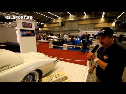 John D´Agostino Stutz @ Bilsport Performance & Custom Motor Show