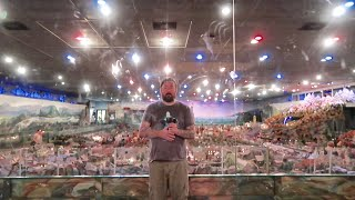 Roadside America : The Attraction - Worlds Greatest Indoor Miniature Village / HUGE Railroad Display