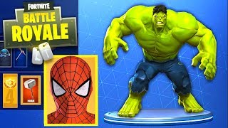 Fortnite NEW Super Heroes LEAKED INFO!! (Fortnite Season 4)