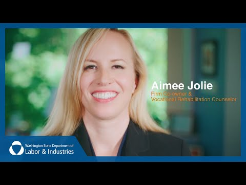 Aimee Jolie: Firm Co-Owner and Vocational Rehabilitation Counselor