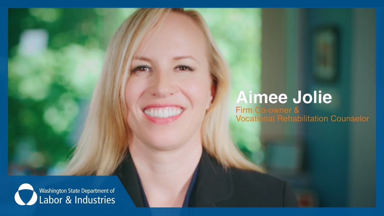 Aimee Jolie Firm Co Owner And Vocational Rehabilitation Counselor