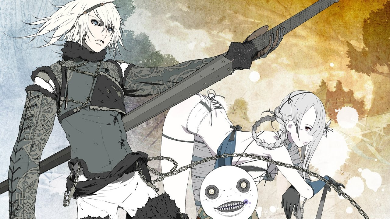 Nier Replicant Playstation 3 Op Youtube