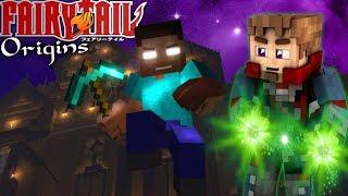 DEFEATING HEROBRINE! - Minecraft FAIRY TAIL ORIGINS #23 (Modded Minecraft Roleplay)