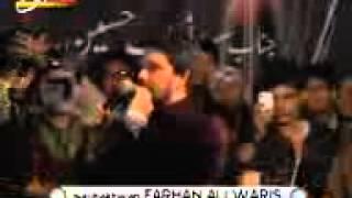 8 MAJLIS-E-AZA WA NAUHKHWANI By FARHAN ALI WARIS (PAKISTAN) At HUSAINABAD, LUCKNOW.