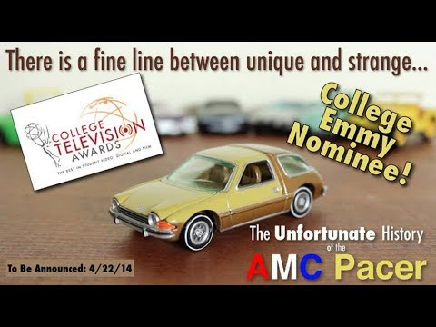 The Unfortunate History of the AMC Pacer