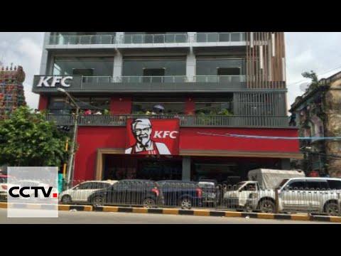 Myanmar: Economic opening gets international food franchises' appetite