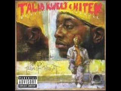 Too late--Talib kweli