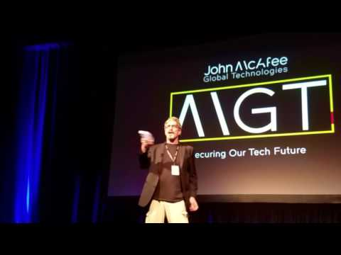 John McAfee on the Fundamental Flaws of Bitcoin and Cryptocurrencies