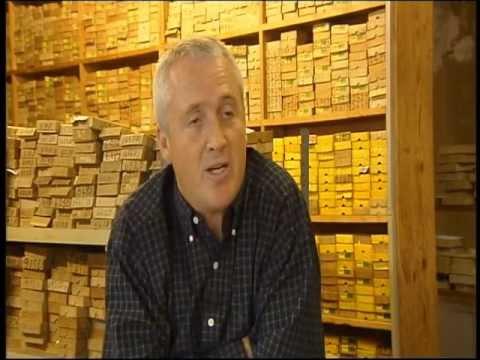 Irish Examiner last days at Academy Street in 2006