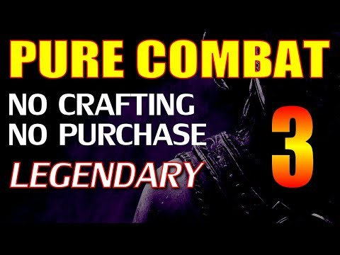 Extreme Skyrim Pure Combat Walkthrough - NO CRAFTING, NO PURCHASE - Part 3: Bleak Falls, Whiterun thumbnail
