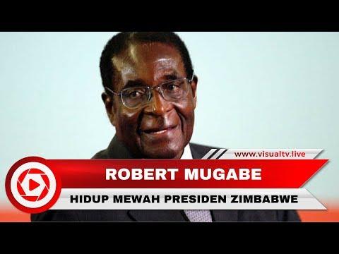 Mugabe, Presiden Negara Miskin Zimbabwe dengan Harta 13 Triliun