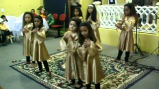 Coreografia dia das mães gospel!