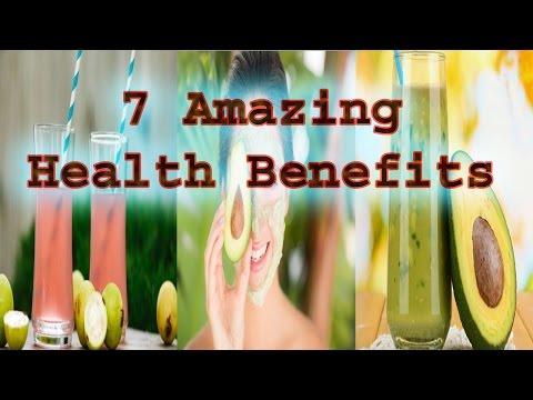 7 Amazing Health Benefits Of Avocado Juice