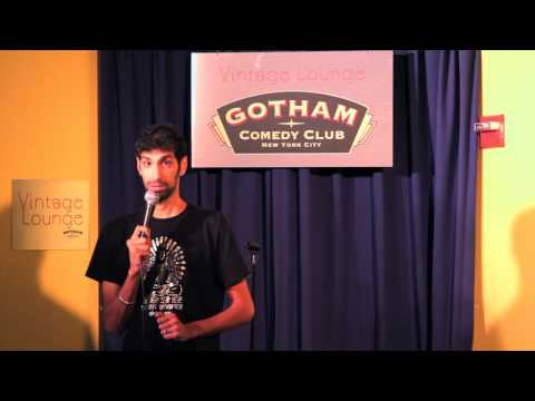Akash Bhasin - Stand Up Performed @ Gotham Comedy Club