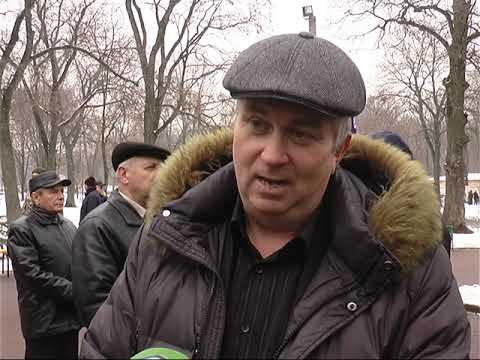 ObjectivTv: На Харківщині вшанували учасників ліквідації наслідків аварії на Чорнобильській АЕС