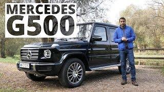 Bezsensowne auto. Chcę je! Mercedes G500