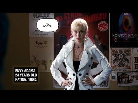 Black Sheep, Ft Brie Larson As Envy Adams W/Metric (Scott Pilgrim, 2019 MASTER)