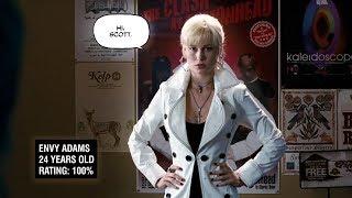 Black Sheep, ft Brie Larson as Envy Adams w/Metric (Scott Pilgrim, 2019 fan edit)