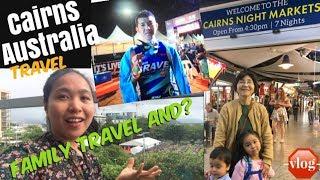 Cairns Australia| Cairns Triathlon | cairns night markets | Australia travel june2019 | AUSTRALIA