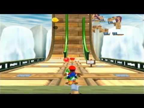 Super Mario Galaxy 2: Hot-Stepping Dash Pepper