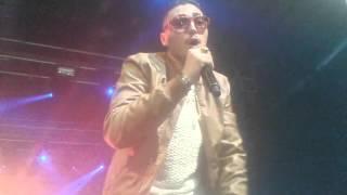 Guè Pequeno feat. Maruego & Joke - Tu Non Sai (live) - Milano Alcatraz (28/01/16) - 720p HD