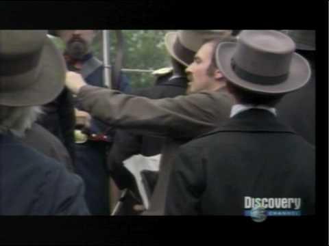 Jared Morrison as Thomas Nast