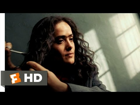 Frida (8/12) Movie CLIP - Frida Cuts Her Hair (2002) HD