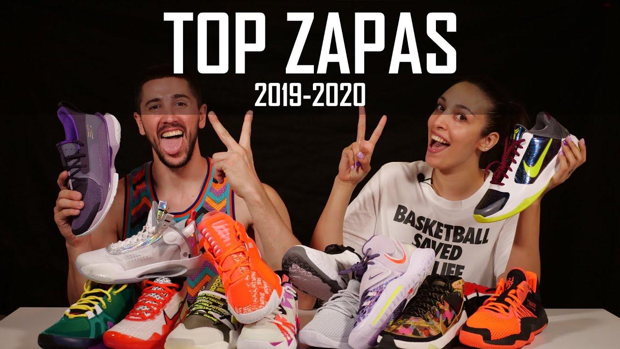 ¡LAS MEJORES ZAPATILLAS DE LA TEMPORADA 2019/2020!