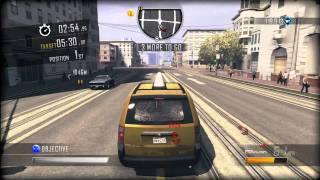 Driver: San Francisco - Collectors Edition -  Exclusive Challenge - TAXI!