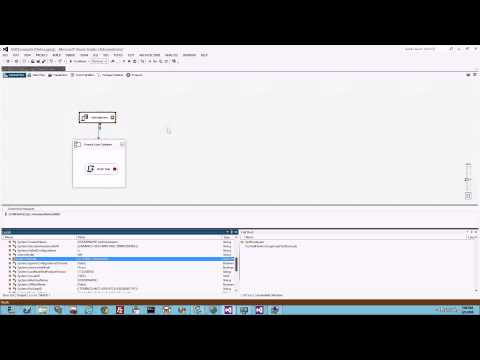 MSSQL - How to debug an SSIS Package and Script Task