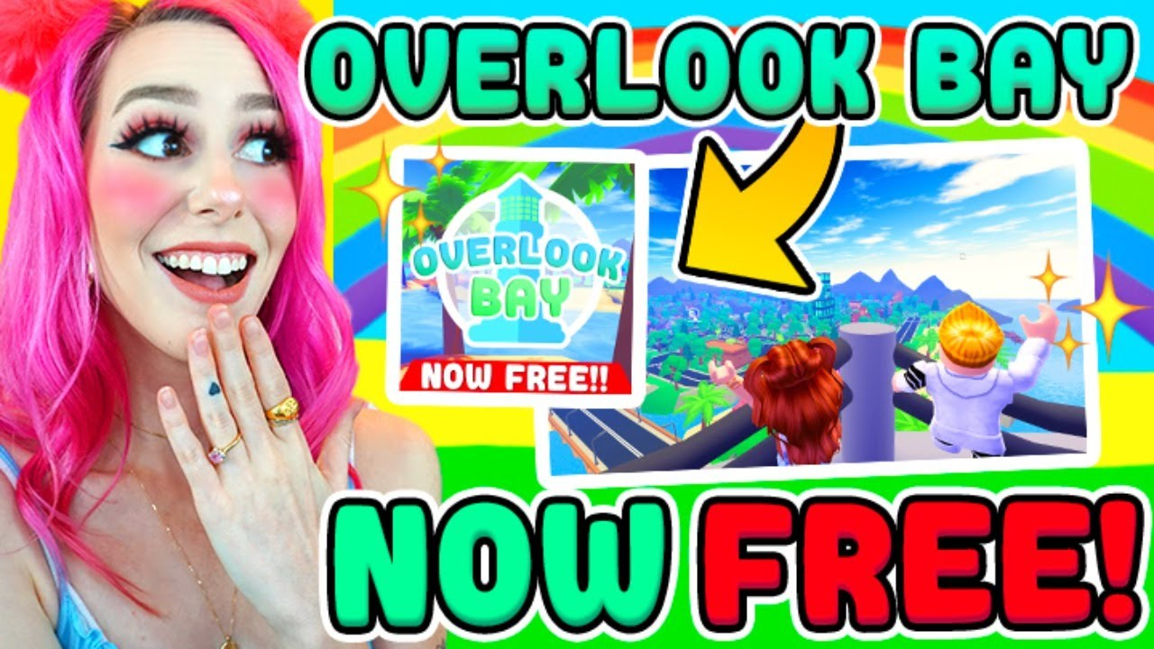 *FREE* OVERLOOK BAY GUIDE! Everything You Need To Know About OVERLOOK BAY! (Roblox)