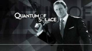 007 Quantum of Solace - Game Ending