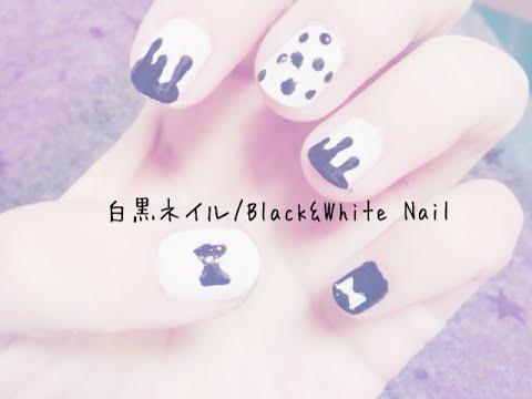 2black white nail 2black white nail voltagebd Gallery