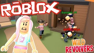 I WAS BEHIND YOU L WILD REVOLVERS l ROBLOX
