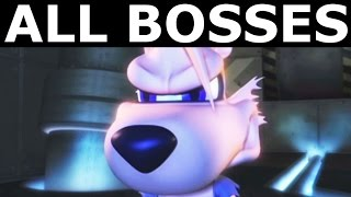 TY The Tasmanian Tiger - All Bosses (All Boss Fights Gameplay) (Steam PC 2016) (No Commentary)