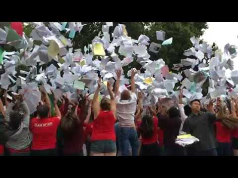 The GREAT PAPER TOSS ™ 2017