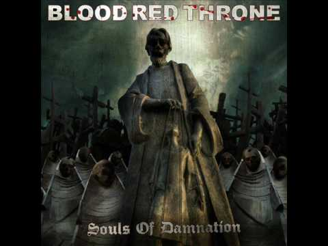 """Blood Red Throne """"Ten Steps Of Purgatory"""" Earache Records"""