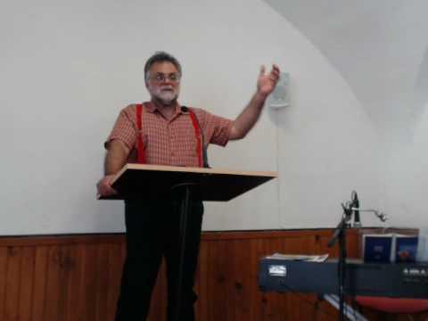 Culte du 6 aout - Jean-Marc, la discipline dans l'église
