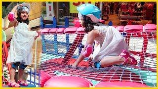 Survivor Parkurunu Tamamladık, Bütün Yarışmaları Yaptık | Eğlenceli Çocuk Videosu