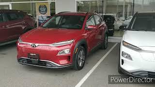 Changes To The Hyundai Kona Ev For 2020!