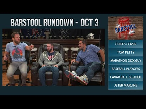 10-03-17 Barstool Rundown