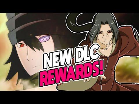 New Reanimated Itachi Rewards Sasuke The Last Outfit Naruto Shinobi Striker |