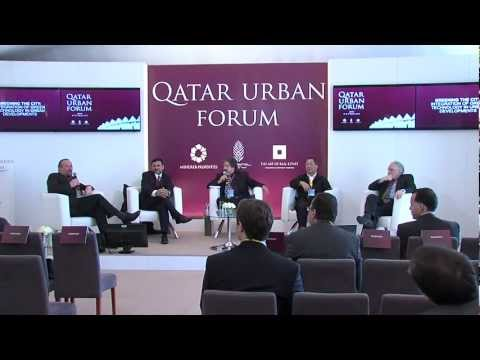 Qatar Urban Forum - Greening the city (MIPIM 2012)