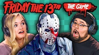 FRIDAY THE 13TH: The HORROR Game (React: Gaming)