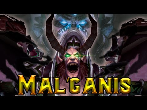 The Story of Mal'Ganis, Where did he go?! [Lore]