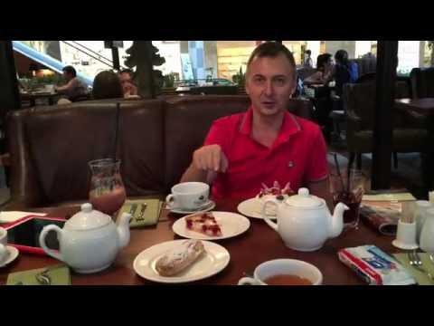 Ростов-на-Дону, кафе Гайд парк в тц Горизонт.