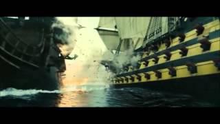 Пираты Карибского моря - фрагмент